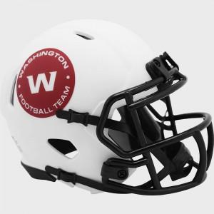 Limited Edition Washington Football Team Lunar 2021 Riddell Mini Speed Helmet