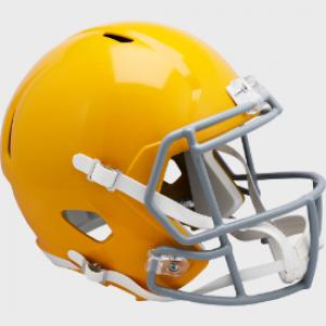 Green Bay Packers 1950 Throwback Riddell Full Size Replica Speed Helmet