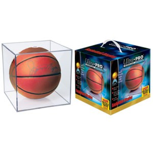 UV Protected Square Full Size Basketball Holder