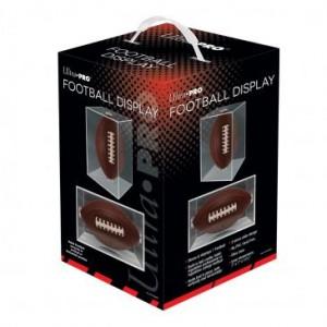 Ultra Pro Rectangle Full Size Football Holder 6ct (1cs)