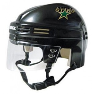 Dallas Stars Home Authentic Mini Helmet