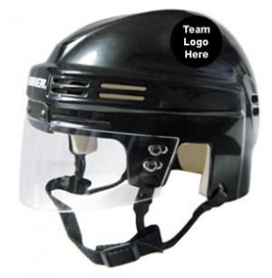 Minnesota Wild Home Authentic Mini Helmet