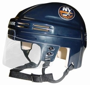 New York Islanders Home Authentic Mini Helmet