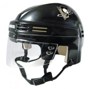 Pittsburgh Penguins Home Authentic Mini Helmet