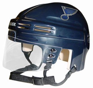 Saint Louis Blues Home Authentic Mini Helmet