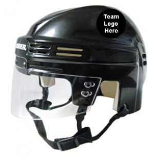 Tampa Bay Lightning Home Authentic Mini Helmet