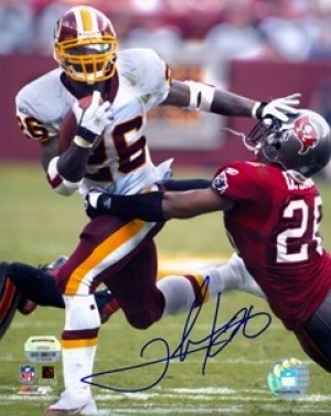 Clinton Portis Autographed 8x10 Photo