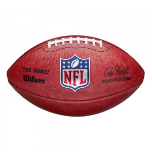 NFL Official Game 2020 Roger Goodell The Duke Wilson Full Size Authentic Football