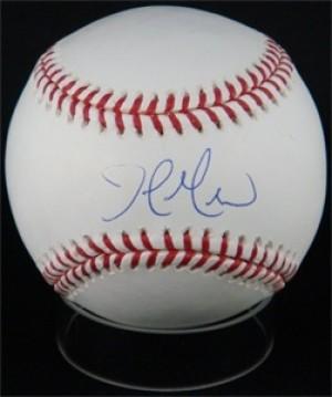 John Maine Signed Rawlings Official Major League Baseball