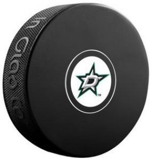 InGlasCo NHL Dallas Stars Autograph Souvenir Ice Hockey Puck