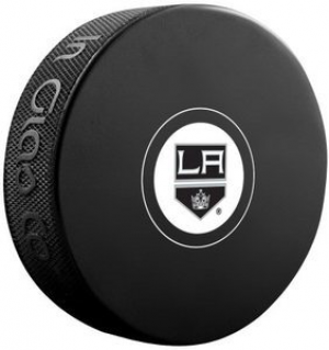 InGlasCo NHL Los Angeles Kings Autograph Souvenir Ice Hockey Puck