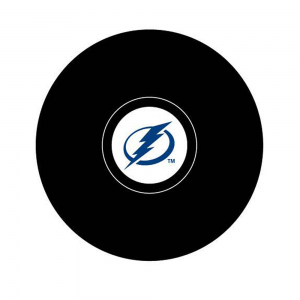 InGlasCo NHL Tampa Bay Lightning Autograph Souvenir Ice Hockey Puck