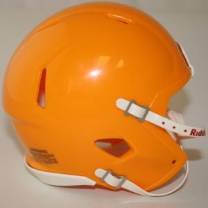Riddell Green Bay Packers Gold Blank Customizable Speed Mini Football Helmet Shell