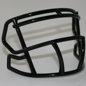 Riddell Black Customizable S2BD Speed Mini Football Facemask