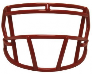 Riddell Scarlet Customizable S2BD Speed Mini Football Facemask