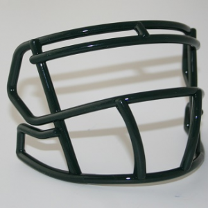 Riddell Forest Green Customizable S2BD Speed Mini Football Facemask