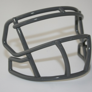 Riddell Dark Gray Customizable S2BD Speed Mini Football Facemask