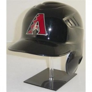 Arizona Diamondbacks Coolflo Authentic Full Size Batting Helmet