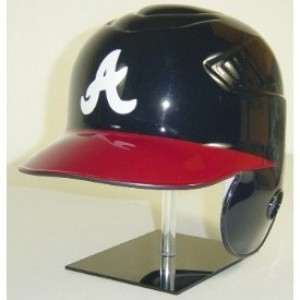 Atlanta Braves Coolflo Authentic Full Size Batting Helmet