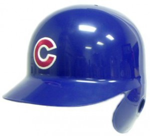 Chicago Cubs Classic Authentic Full Size Batting Helmet