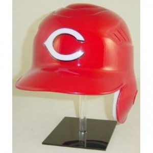 Cincinnati Reds Coolflo Authentic Full Size Batting Helmet
