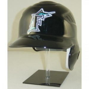 Florida Marlins Coolflo Authentic Full Size Batting Helmet