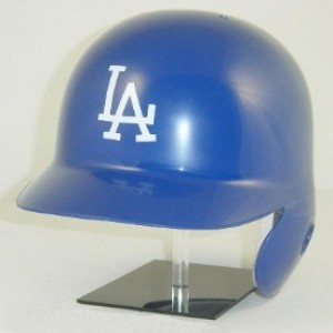 Los Angeles Dodgers Classic Authentic Full Size Batting Helmet
