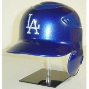 Los Angeles Dodgers Coolflo Authentic Full Size Batting Helmet