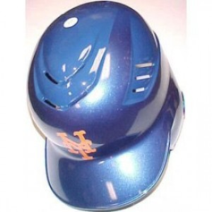 New York Mets Coolflo Authentic Full Size Batting Helmet