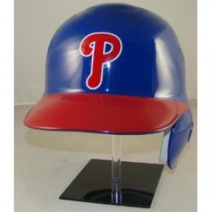 Philadelphia Phillies Classic Authentic Full Size Batting Helmet