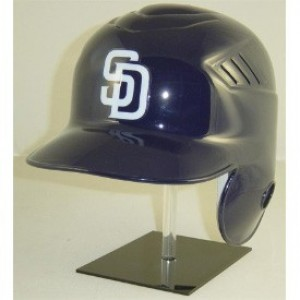 San Diego Padres Coolflo Authentic Full Size Batting Helmet