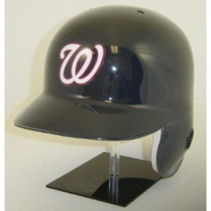 Washington Nationals Classic Authentic Full Size Batting Helmet
