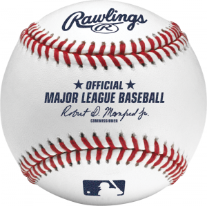 Rawlings Official Major League Baseball Robert D. Manfred Jr.